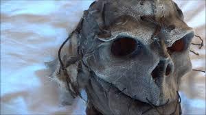 gorilla halloween mask my deluxe halloween mask collection pt 2 youtube