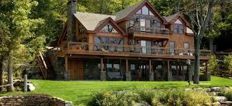 walk out basement home plans stunning lakefront home plans with walkout basement rental house