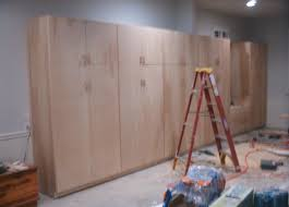 Plywood Garage Cabinet Plans Garage Cabinets Carpentry Picture Post Contractor Talk