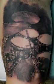 Drummer Tattoo Ideas 138 Best Drums Tattoos Images On Pinterest Tattoo Art Drums