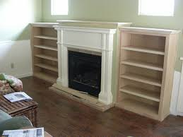 Fireplace Side Cabinets by Sticks Custom Woodworking And Cabinetry Mantles Bookshelves Page