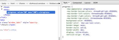 the html5 progress element css tricks