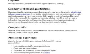 resume examples of good resume stunning job search resume good