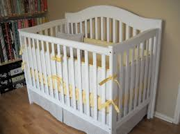 Grey And Yellow Crib Bedding Cottage Belles June 2011