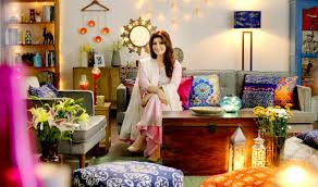 the quirk action by twinkle khanna boho chic home decor youtube