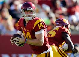 Michael Hutchings Usc Notre Dame Football 2017 Opponent Preview Usc Trojans