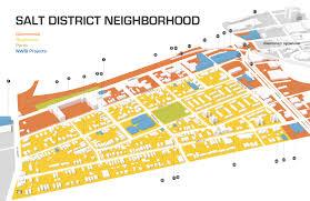 Syracuse Ny Map Neighborhood Map U2013 Salt District Of The Near Westside