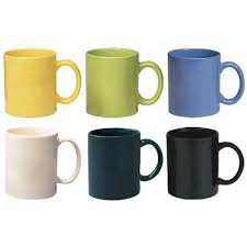 Extra Large Coffee Mugs by Promotional 11 Oz Colors Colored Stoneware Mugs With Custom Logo