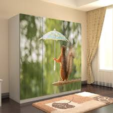 popular life size wall murals buy cheap life size wall murals lots yazi customized size pvc wallpaper mural bedroom wardrobe sliding closet door sticker window glass film 1mx1m