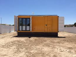 reused sea container house in mutxamel construction21
