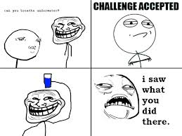 Challenge Can You Breathe How To Breathe Underwater Troll Science