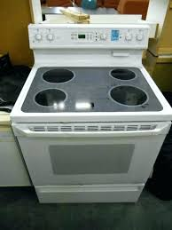 Ge Profile Ceramic Cooktop Replacement Amazing Surface Electric Oven Range Stop Working Repair Replace Ge