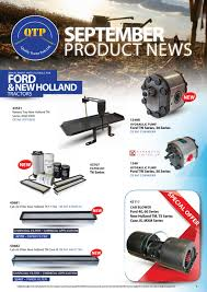 qtp september product news 2016 by quality tractor parts issuu
