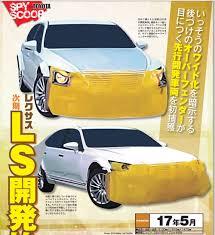 lexus ux spied 2017 lexus ls prototype spotted in japan lexus enthusiast