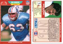 1980 1991 houston oilers football trading cards rcsportscards