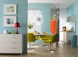 kche wandfarbe blau wände in frühlingsfarben kühles türkis für heiße tage