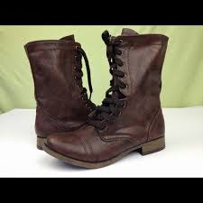 target womens boots mossimo 45 mossimo supply co shoes brown combat boots target from