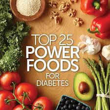 top 25 power foods for diabetes diabetic living online