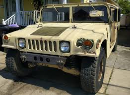 so you want to buy a surplus hmmwv humvee a how to guide and