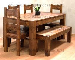 Dining Room Set For Sale Trestle Dining Table By John Thomas Furnituredining Bench Seat