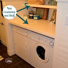 Laundry Room Cabinets by Bathroom Scenic Washer And Dryer Built Cabinets Ironing Board