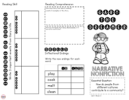 Mcgraw Hill Math Worksheets Lory U0027s 2nd Grade Skills Mcgraw Hill Wonders For 3rd Grade