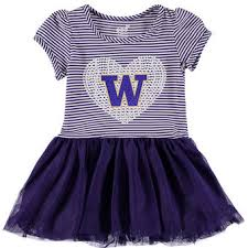 washington huskies kids dresses and skirts university of