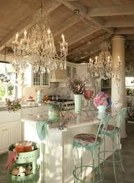 Chandelier In The Kitchen The Secrets To A Successful Kitchen Remodeling Decoholic