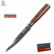 best kitchen knives to buy click to buy yarenh 5 best chef knife with pakka wood handle
