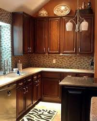 General Finishes Gel Stain Kitchen Cabinets Staining Oak Cabinets A Darker Color It Minimizes The Grain