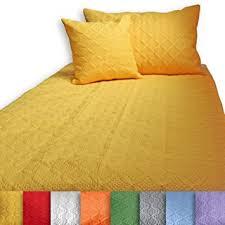 jeté de canapé jaune homescapes ultrasonic jeté de canapé jeté de lit jaune matelassé