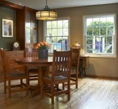Arts And Crafts Dining Room Furniture Mission Style Dining Room Furniture Decor