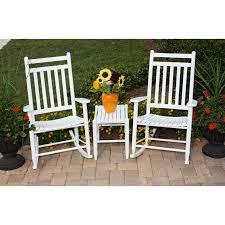 Outdoor Rocker Chair Dixie Seating Company Outdoor Indoor Georgetown Slat Rocking Chair