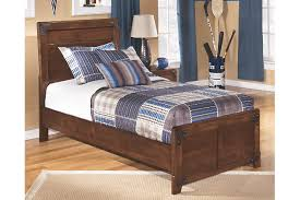 Twin Bed With Storage Delburne Twin Panel Bed Ashley Furniture Homestore
