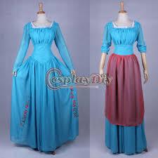 clothing information custome cinderella