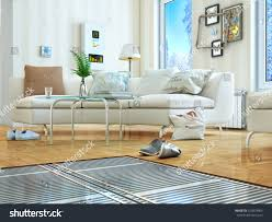 Laminate Floor Heating Heating Concept Underfloor Heating Layers Heating Stock