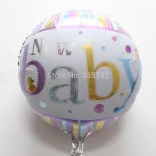 discount balloon delivery new baby balloon for baby shower baloons printed ballon 18inch