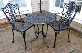 Oval Wrought Iron Patio Table Modern Black Wrought Iron Patio Table And Wrought Iron X Oval Mesh