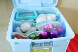 Christmas Decorations Storage Bins by Iheart Organizing Iheart Our Holiday Storage