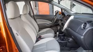 nissan versa note sl 2017 nissan versa note sl interior front seats hd wallpaper 17