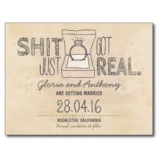 wedding invites wedding invitations top 20 hilarious cards