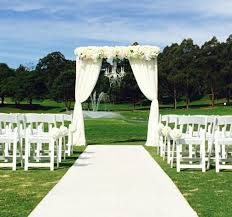 wedding arches sydney outdoor wedding aisles sydney outdoor wedding aisles sydney