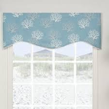 Blue Valances Window Treatments Nautical Valances U0026 Kitchen Curtains You U0027ll Love