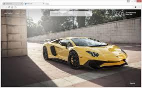 lamborghini car image lamborghini cars hd wallpapers tab chrome web store