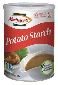 potato starch manischewitz potato starch canister 16 oz of 12