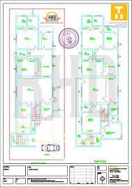 House Layout Design India by Luxury 3 Floor House Elevation With Plan 14 Beautiful Idea House