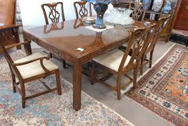 henredon dining room table drexel heritage dining room table home design ideas
