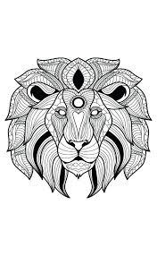 lion king coloring pages kovu book alphabet cartoon