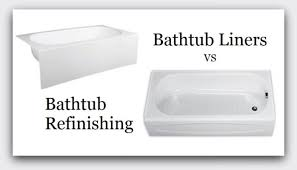 bathtub refinishing versus bathtub liner inserts owner president