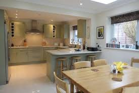 kitchen diner extension ideas kitchen orating rooms small and farmhouse gray for spaces table